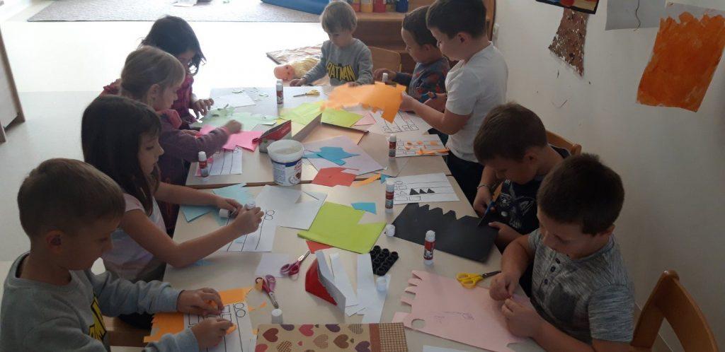 Predškolska grupa započela s radom