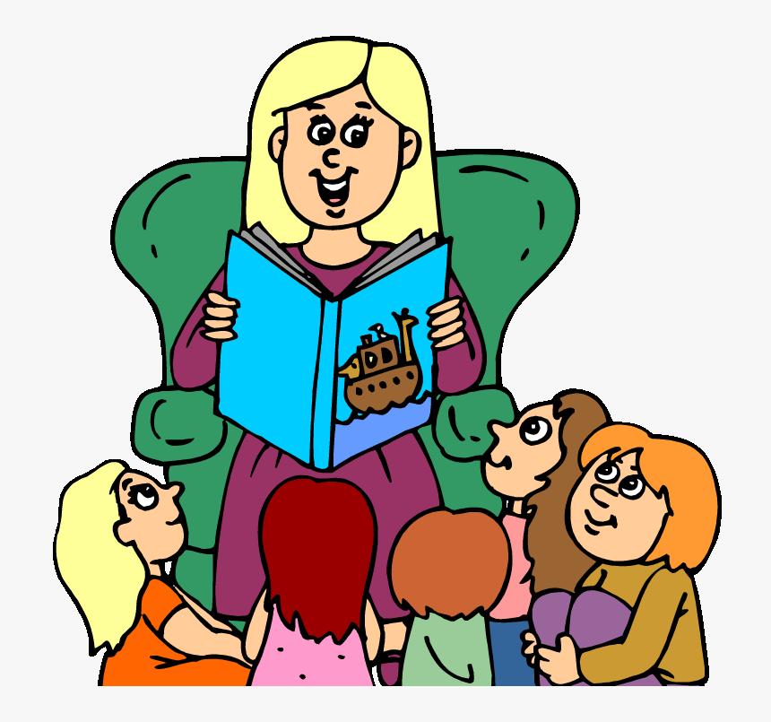 """Teta čita priču """"Lola u vrtiću""""…"""