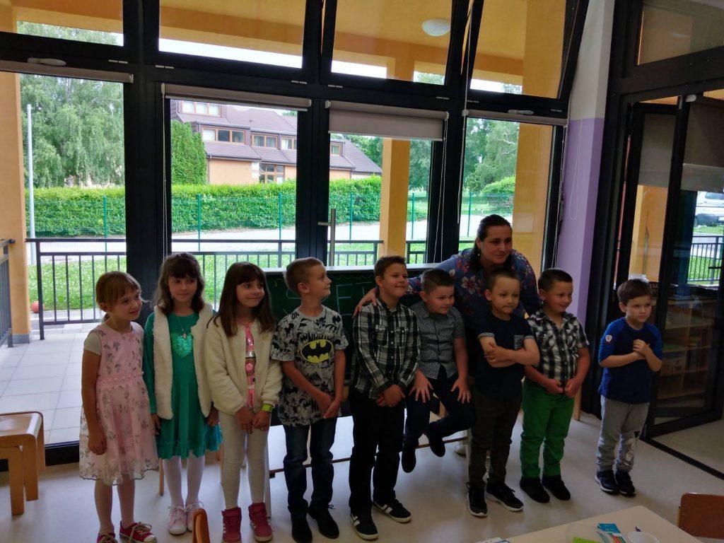 Završno druženje djece, roditelja i odgojitelja skupine   Male škole