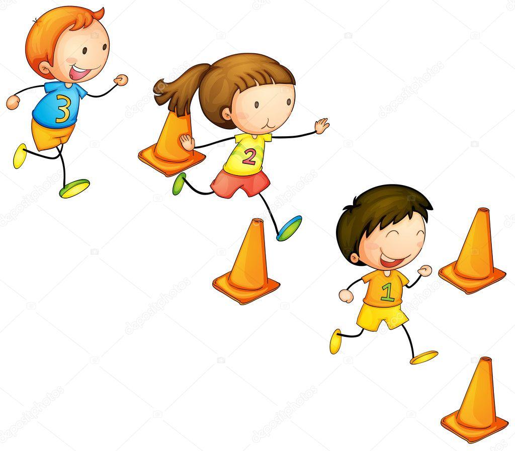 """Dječja utrka """"Radost trčanja"""""""